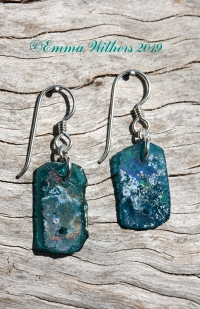 03 Roman Glass Earrings