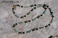 African Jade Necklace