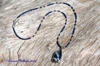 02 Roman Glass Pendant