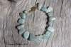 Amazonite Nugget Bracelet