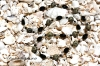 Dalmatian Jasper & Onyx Necklace