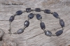 Iolite Silver Necklace
