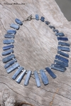 Kyanite Moonstone Necklace