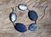 Kyanite & Lapis Lazuli Bracelet