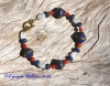 Lapis Lazuli Feature Bead Bracelet