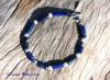 Lapis Lazuli & Pearl Bracelet