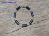 Lapis Moonstone Bracelet