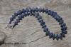Lapis Rondelle Necklace