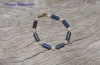 Lapis Pearl Bracelet