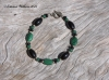 Malachite Onyx Bracelet