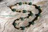 Malachite Picture Necklace