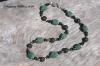 Malachite & Lava Necklace