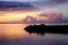 Sunset over Black Point
