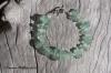 Seafoam Seaglass Bracelet