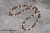 Tibetan Agate Pearl Necklace