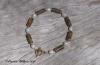 Tigereye Pearl Bracelet